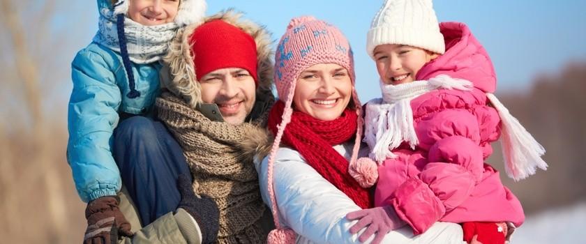 Bezpieczne ferie z rodzicami i nie tylko