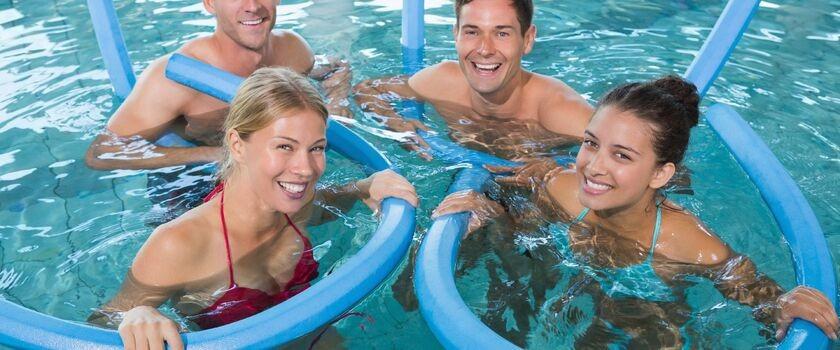 Gimnastyka w wodzie czyli Aqua aerobik
