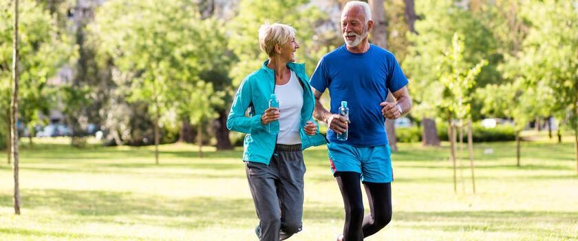 Aktywność fizyczna jest niezbędna, by poprawić wytrzymałość kości i wzmocnić układ odpornościowy