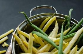 Fasolka szparagowa – właściwości, wartości odżywcze, kalorie, zdrowe przepisy
