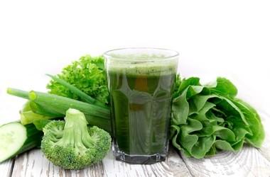 Przegląd zielonych warzyw — część 1