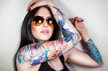 Pielęgnacja skóry z tatuażem