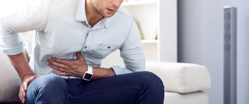 Przyczyna bólu brzucha w zależności od jego lokalizacji
