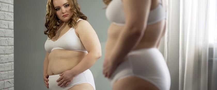 Niezdrowa dieta i otyłość prowadzą do zaburzeń nastroju