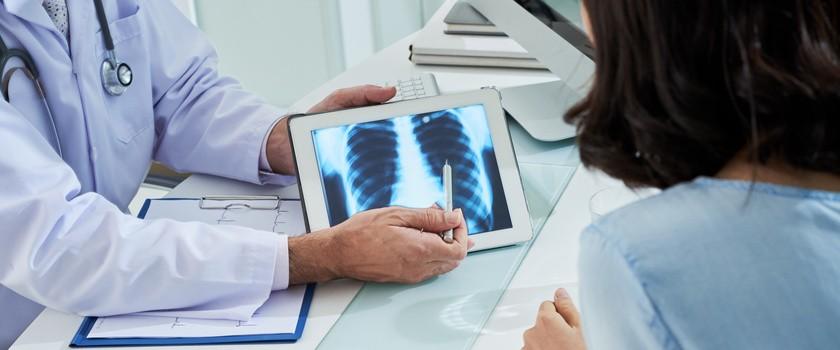 Zator płucny - objawy, przyczyny, rokowania i zapobieganie