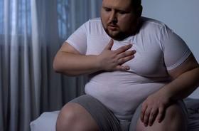 Tkanka tłuszczowa może kumulować się w płucach, prowadząc do astmy