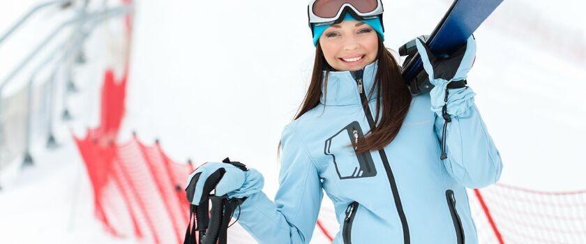 Jak przygotować formę na narty?