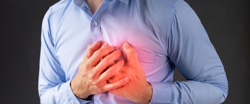 Ból w klatce piersiowej – przyczyny niekardiologiczne