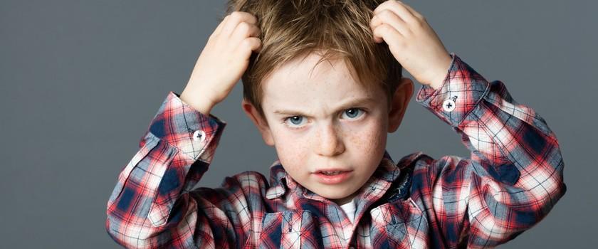 Trudny temat – wszy, gnidy, owsiki u dzieci