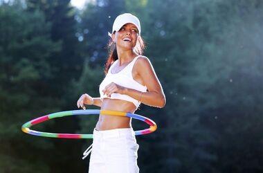 Hula-hop a modelowanie sylwetki