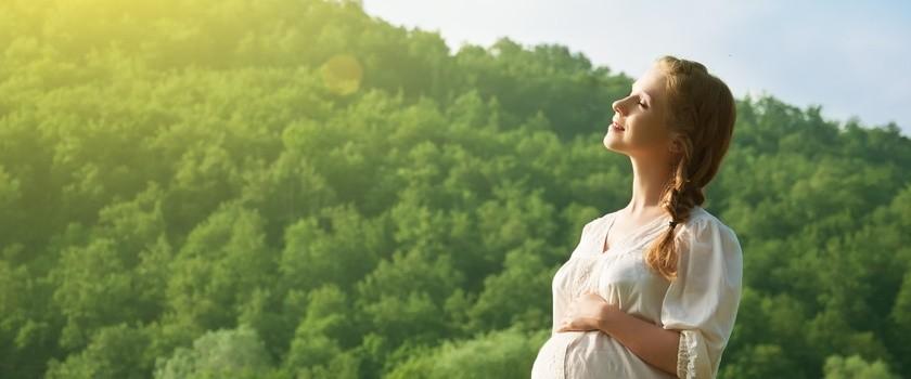 Być piękną w ciąży!