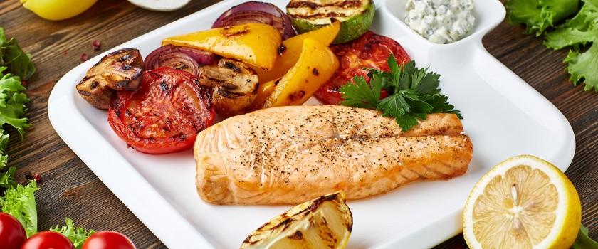 Jedzenie ryb w ciąży wspomaga rozwój wzroku dziecka