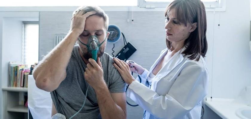 Hipoksja (niedotlenienie organizmu) – przyczyny, objawy, leczenie i rodzaje niedotlenienia