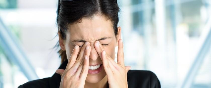 Sposoby na zmęczone oczy