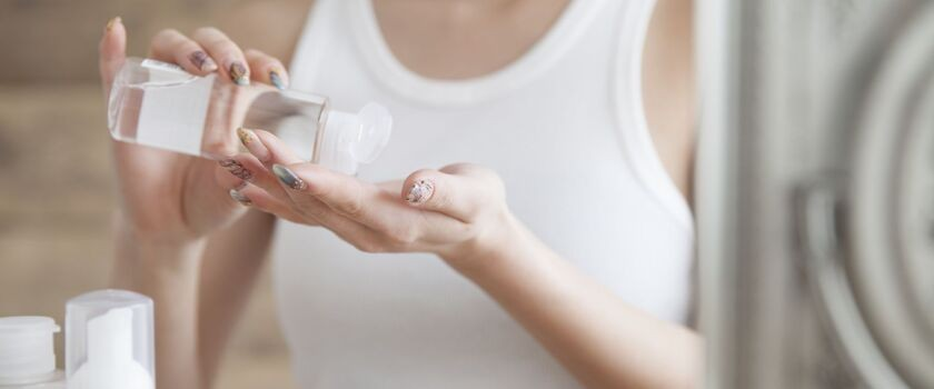 Kosmetyki przeznaczone dla skóry naczyniowej