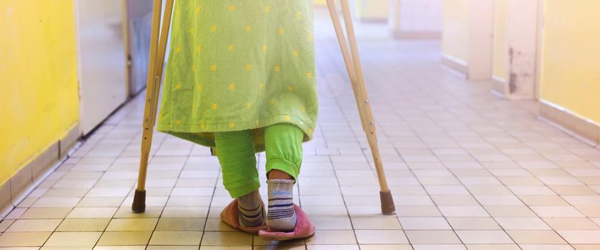 Sytuacja pacjentów geriatrycznych coraz bardziej niepokojąca