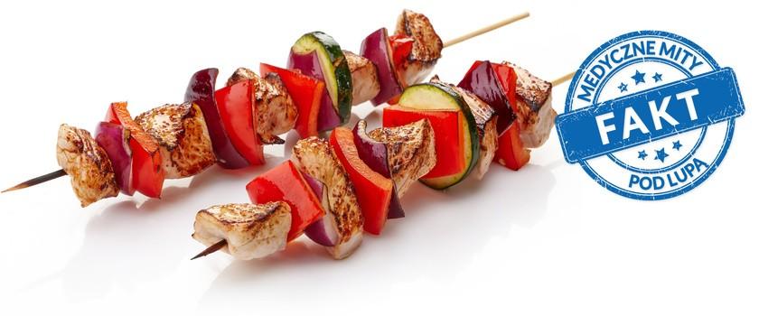 Czy jedzenie grillowanych potraw zwiększa ryzyko wystąpienia nowotworów?