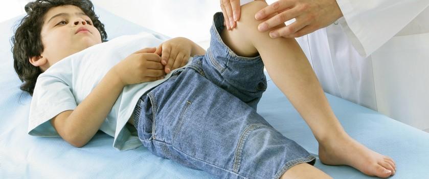 Choroba Perthesa - leczenie, objawy i przyczyny