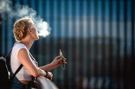 E-papierosy naruszają barierę jelit i mogą powodować choroby zapalne