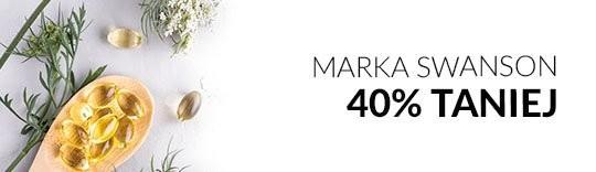 Marka Swanson 40% taniej