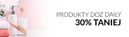 Produkty DOZ DAILY 30% taniej!