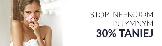 STOP Infekcjom Intymnym  30% taniej
