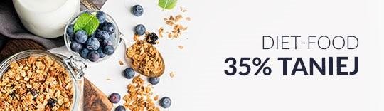Diet-Foods 35% taniej