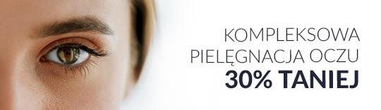 Pielęgnacja oczu 30% taniej