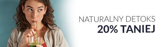 Naturalny Detoks 25% taniej