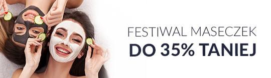 Festiwal masek do 35% taniej