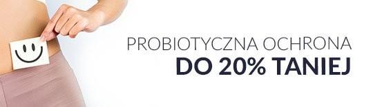 Probiotyczna Ochrona do 20% taniej