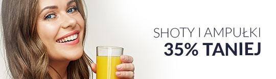 Festiwal Shotów i Ampułek 35% taniej