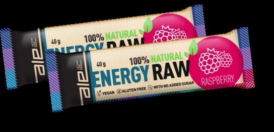 ALE Raw Raspberry baton
