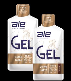 ALE Active Life Energy Gel Caffe Latte