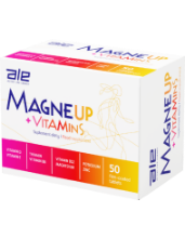 ALE Magne Up + Vitamins