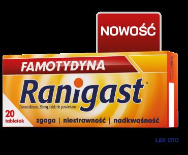 Ranigast Famotydyna