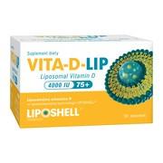 VITA-D-LIP Liposomal Vitamin D 4000 IU, 5 g, saszetki, 30 szt.