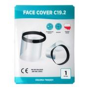 Face Cover C19.2 osłona twarzy / przyłbica, 1 szt.