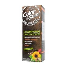 Color&Soin, szampon do włosów ciemnych po koloryzacji, 250 ml