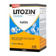 Litozin Calcium, tabletki, 120 szt.