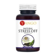 Natural Stress Off, kapsułki, 30 szt. (Yango)
