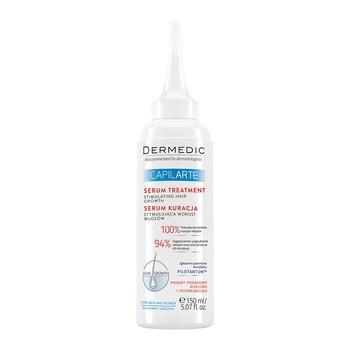 Dermedic Capilarte, serum kuracja stymulująca wzrost i odrost włosów, 150 ml