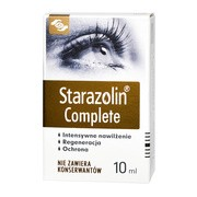 Starazolin Complete, krople do oczu, 10 ml