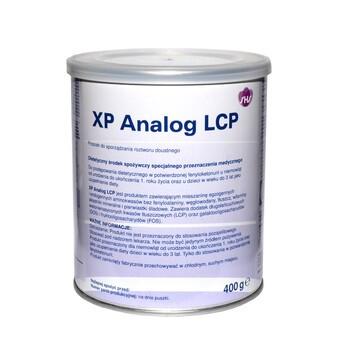 XP Analog LCP,  proszek do sporządzenia roztworu doustnego, 400 g