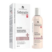 Seboradin Sensitive, balsam - kuracja do wrażliwej, atopowej skóry głowy, 200 ml