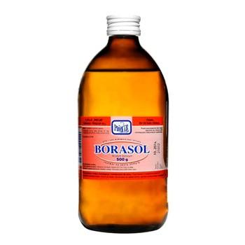 Borasol, 30 mg/g, roztwór na skórę, 500 g