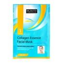 Beauty Formulas, kolagenowa maseczka na twarz, 1 szt.