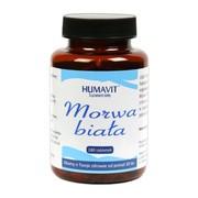 Humavit, Morwa Biała, tabletki, 180 szt