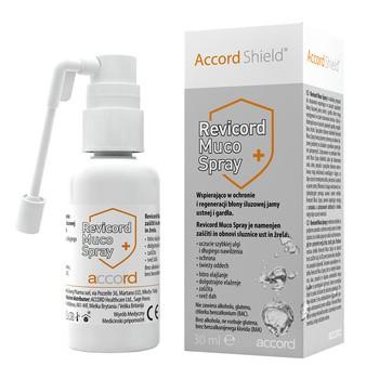Revicord Muco Spray, do jamy ustnej i gardła, 30 ml