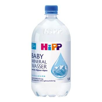 HiPP, woda mineralna dla niemowląt, niegazowana, 1 l